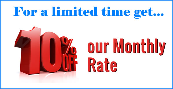 bouse self storage 10% off